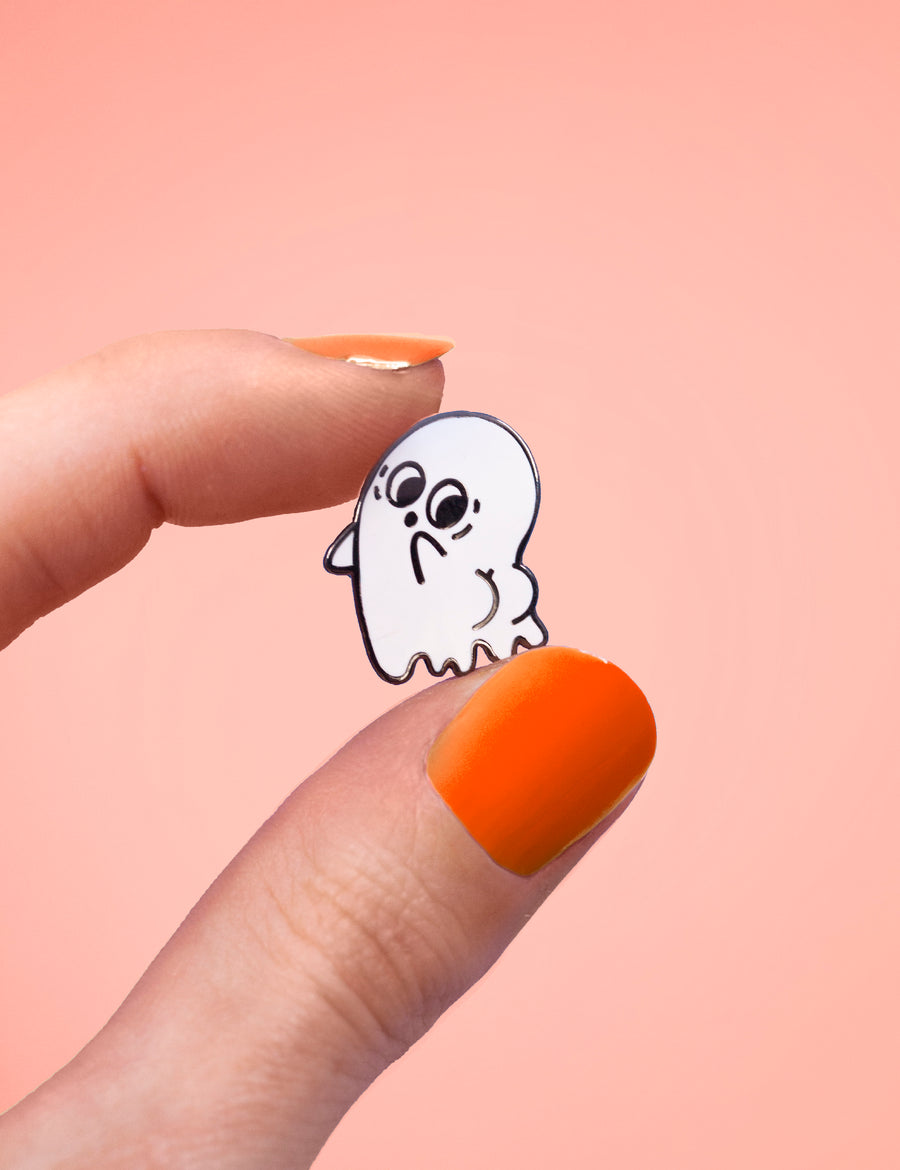 booty GHOST PIN