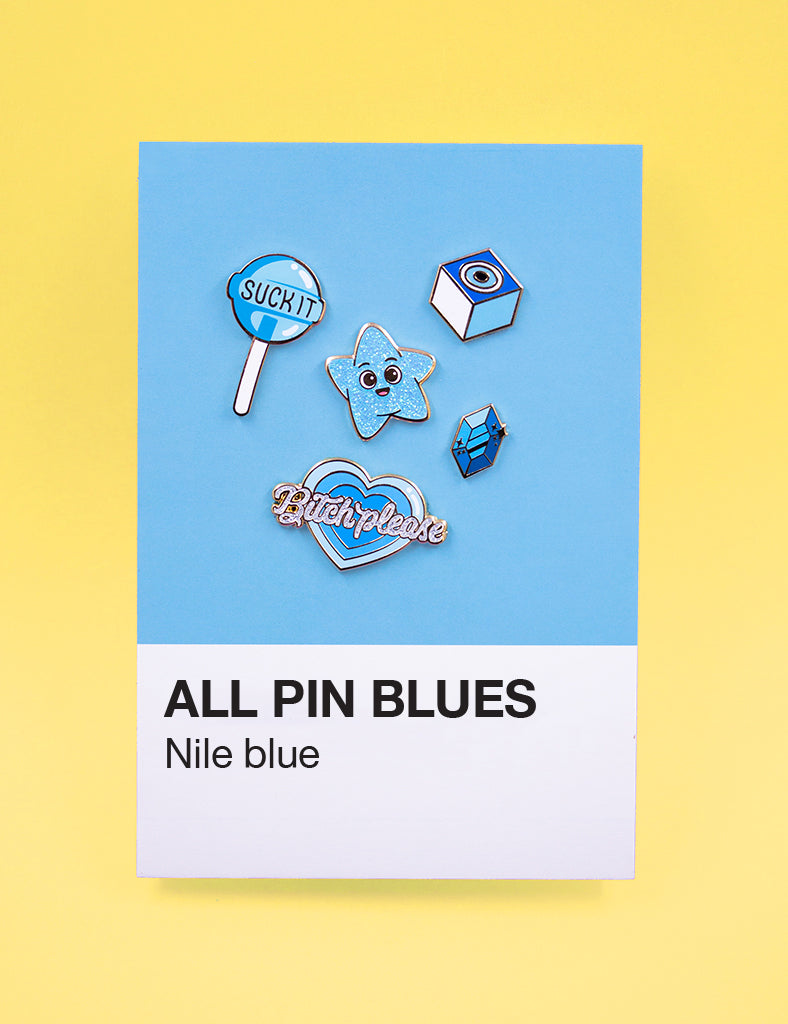 Pin-tone - Nile Blue