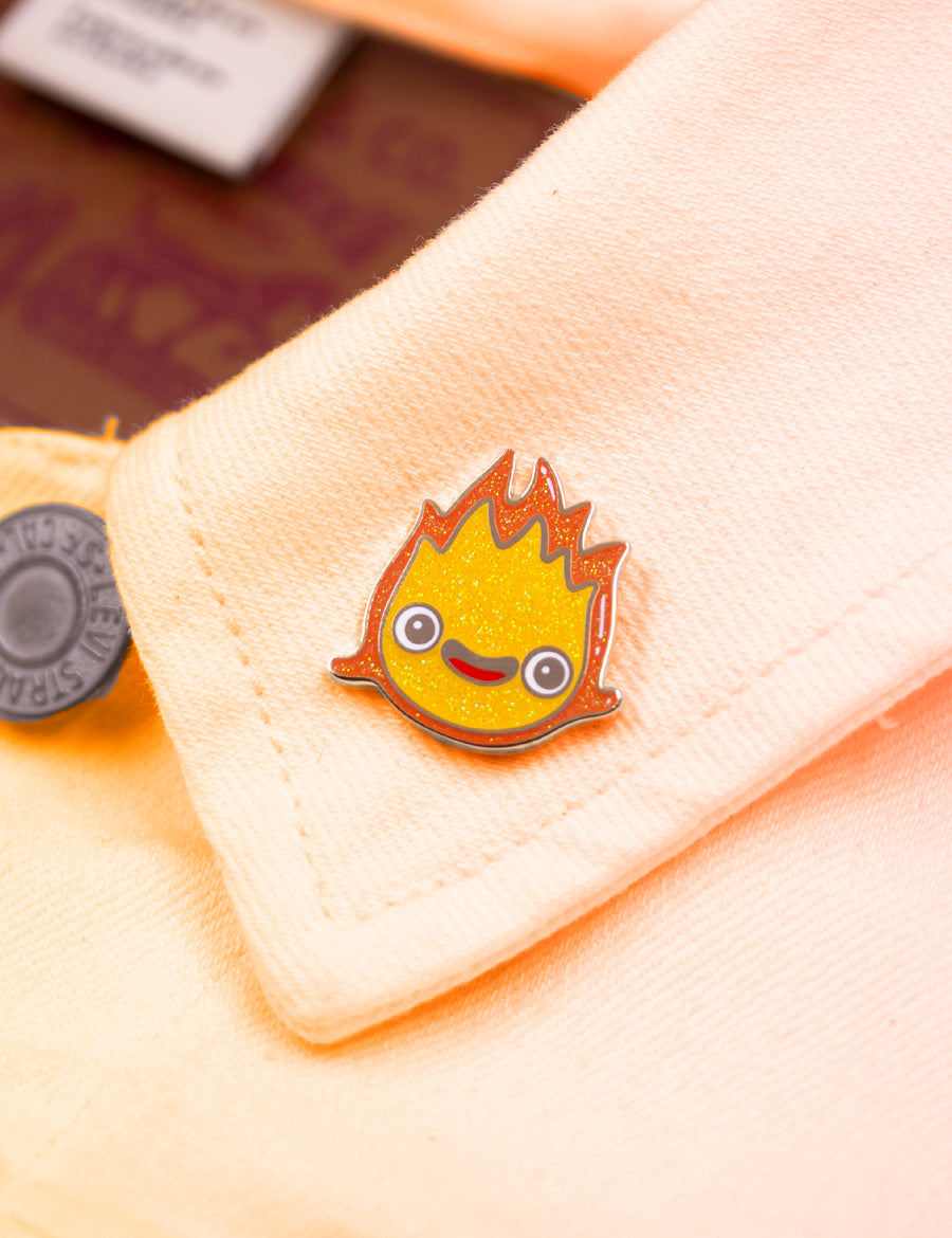 Calcifer ❤ LIMITED EDITION PIN
