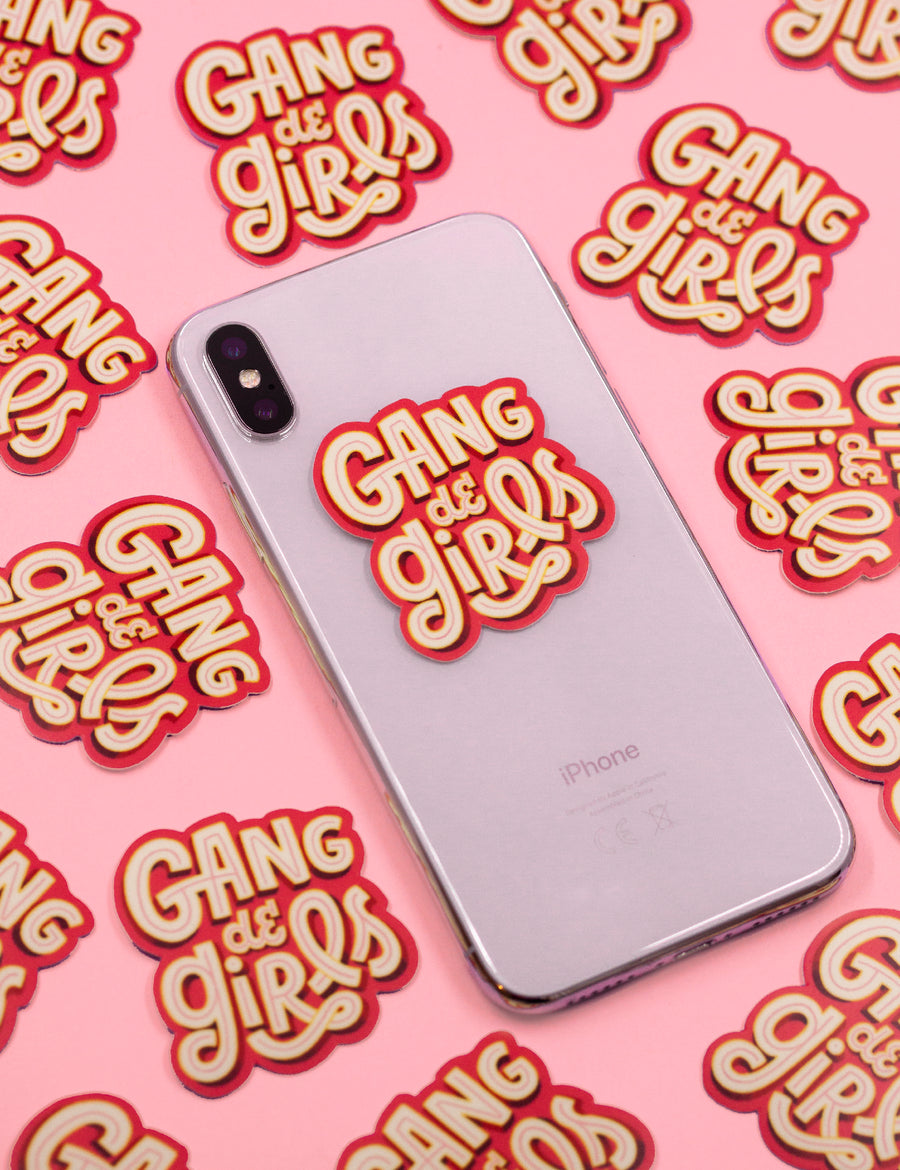 Gang de Girls STICKERS