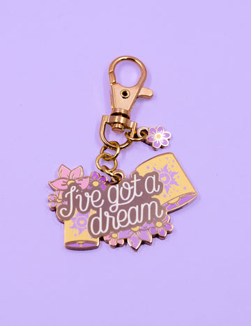 I've got a dream Keychain