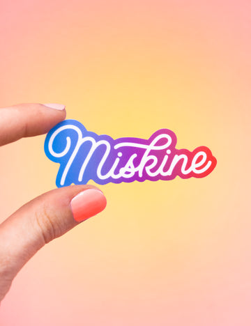 Miskine STICKERS