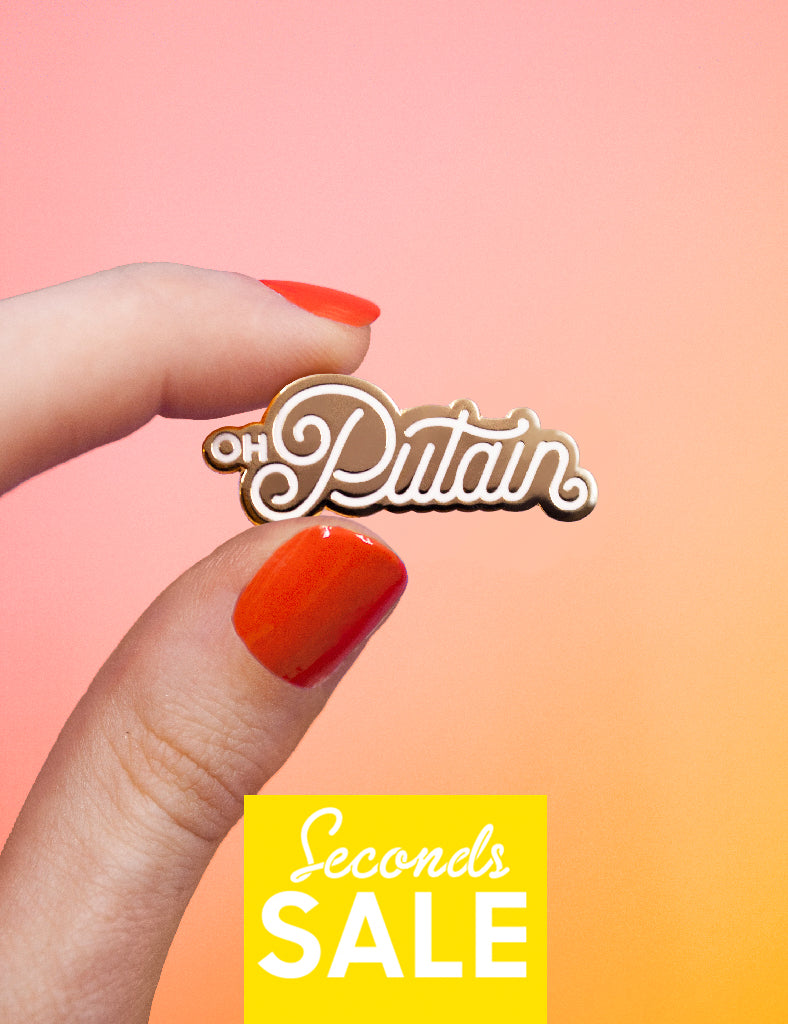 Oh Putain PIN - SECONDS