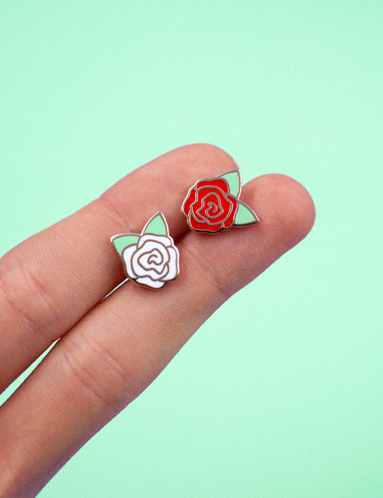 Roses mini pin set ❁