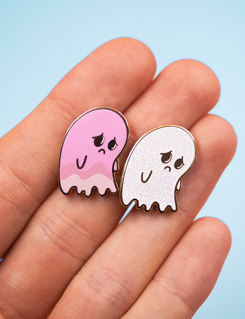 SAD GHOST PIN 2017 EDITION