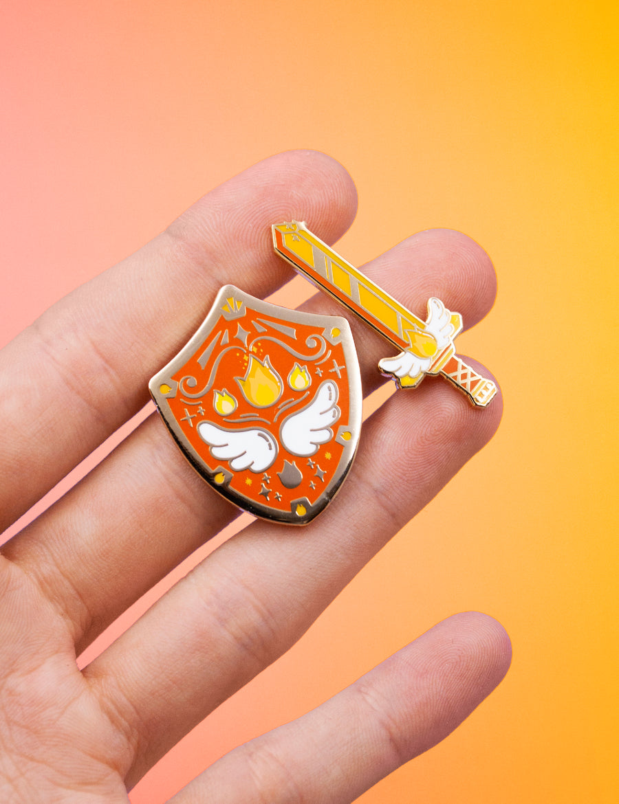 Fire scout PINS ❤ LIMITED EDITION