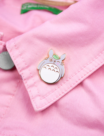 Totoro wink ❤ LIMITED EDITION PIN