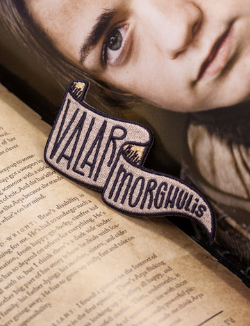 Valar Morghulis Patch