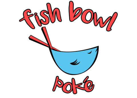 Pomona chosen as the healthy drink option at Fish Bowl Poké -Atlanta's 1st Poké restaurant!