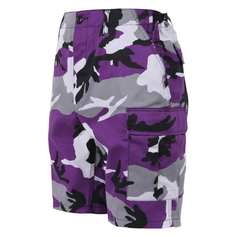 Baltimore Ravens Color Camo BDU Shorts