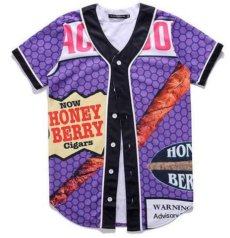 Sublimated Baseball/Softball Jersey #10