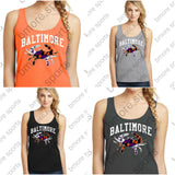 Baltimore Hometown Crab Ladies Tank