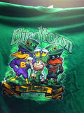 St Pattys Day Ravens and Orioles Tshirt