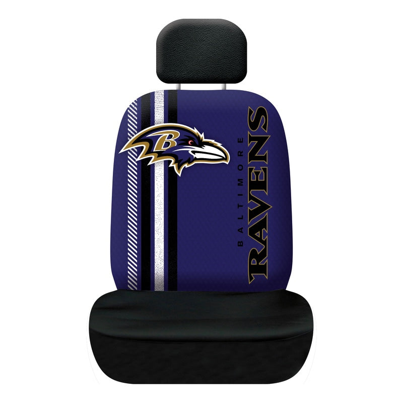 Baltimore Ravens Rally Car Seat Cover