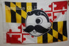 Natty Boh 3x5 State of Maryland Nylon Flag