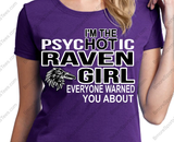 Im The Hot Ravens Girl Everyone Warned You About Ladies