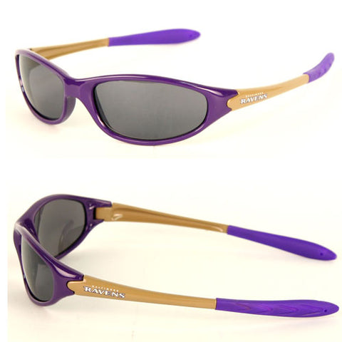 Baltimore Ravens Sunglasses - 2Tone