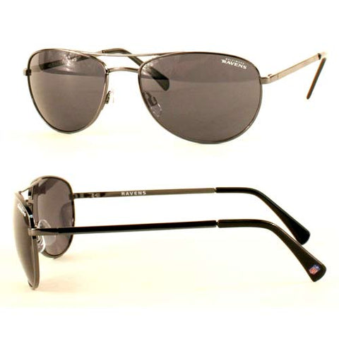 Baltimore Ravens Aviators Sunglasses- MODO Style