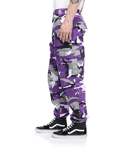 Baltimore Ravens Color Camo BDU Pants