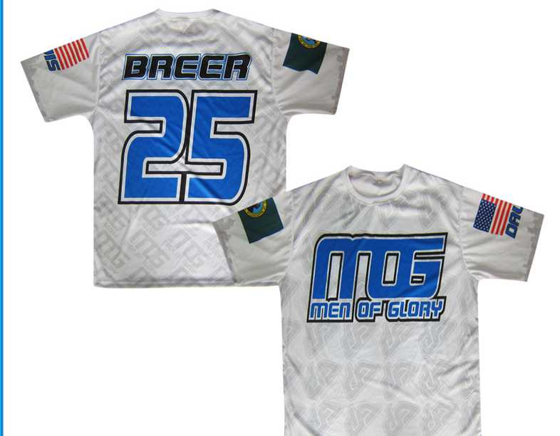 Sublimated Baseball/Softball Jersey #8