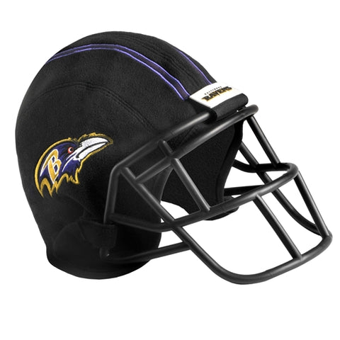 Baltimore Ravens NFL Plush Helmet Hat