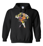 Beast of The East Maryland Flag Baltimore Orioles Ravens Hoody