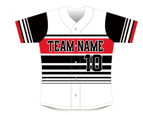 Sublimated Baseball/Softball Jersey #2