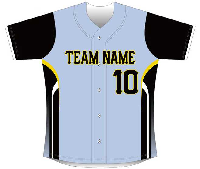 Sublimated Baseball/Softball Jersey #3