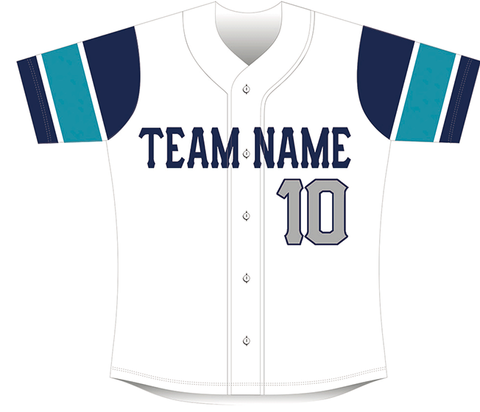 Sublimated Baseball/Softball Jersey #5