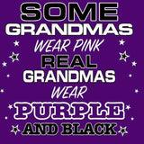 Some Grandmas Ravens Ladies T-Shirt