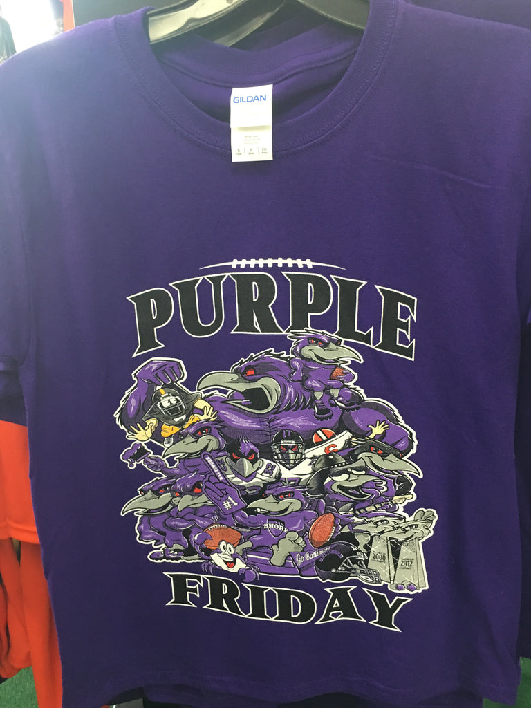 Purple Friday Youth Tshirt