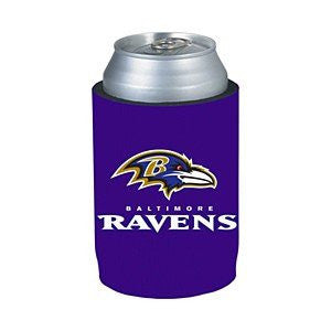 Baltimore Ravens Purple Can Kaddy