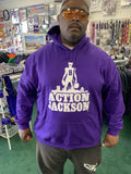 Baltimore Ravens Lamar Jackson Hooded Sweatshirt