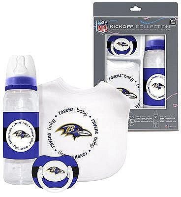 Baltimore Ravens Baby Gift Set