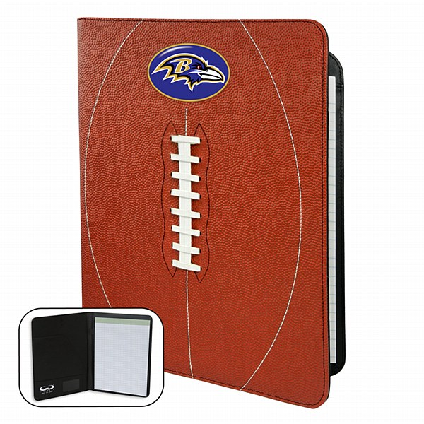 Baltimore Ravens Classic Leather Gamewear Portfolio