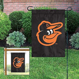 Ravens & Orioles 2 Pack Garden Flags