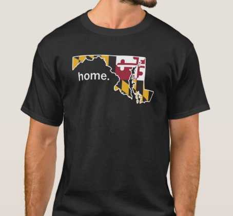 Maryland Home Sweet Home Gear