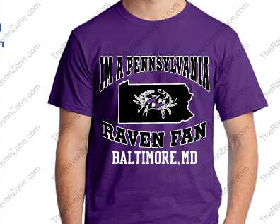 tIm a PENNSYLVANIA Ravens Fan Gear