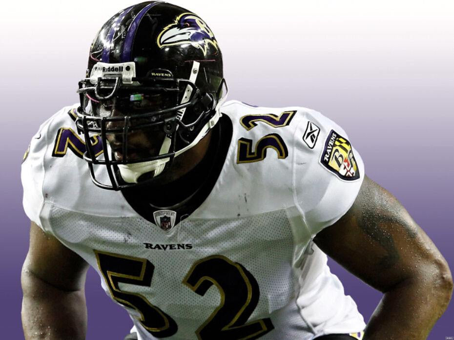 Ray Lewis Baltimore Ravens NFL Football Sport Art Huge Print Poster TXHOME D6982