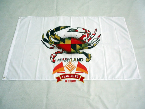 maryland 3*5 feet flag,maryland  90*150CM  100% polyester  banner