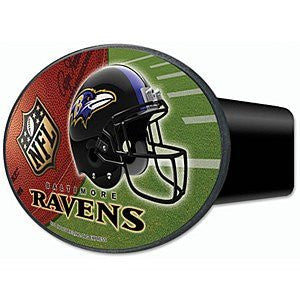 Baltimore Ravens 3 in 1 Hitch Cover