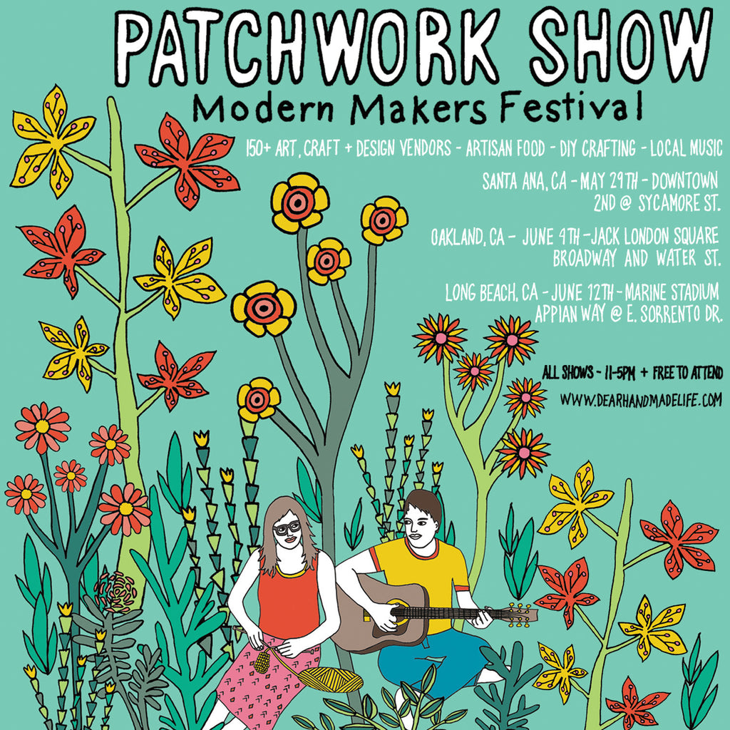 Upcoming Event: Patchwork Show!