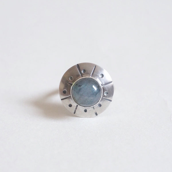 Flying Saucer Statement Ring