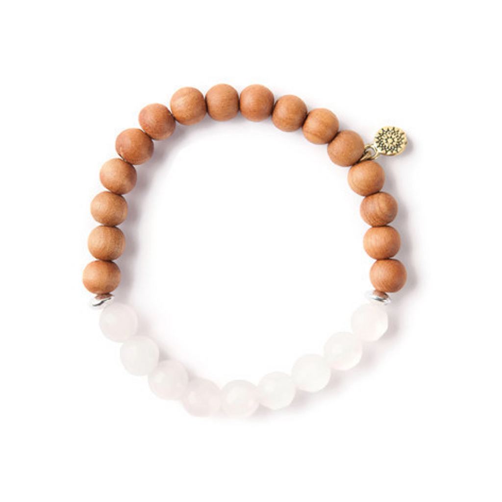 Self Love Signature Stretch Mala Bracelet