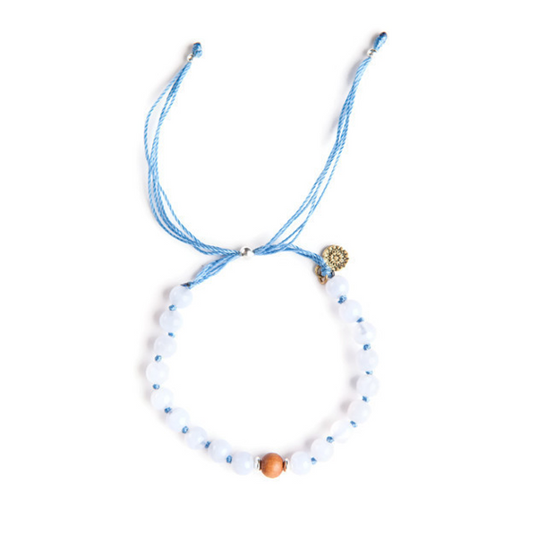 Serenity Signature Adjustable Mala Bracelet