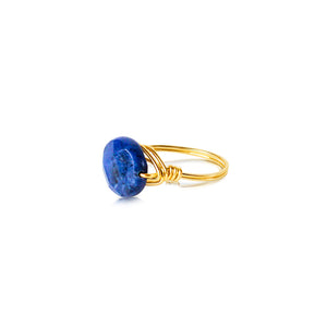 Throat Chakra Ring