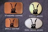 Donnie Darko FRANK THE BUNNY Belt Buckle-Metal Some Art