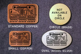 GEEK Circuit Board Belt Buckle-Metal Some Art