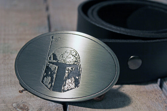 Boba Fett -STAR WARS- Belt Buckle-Metal Some Art