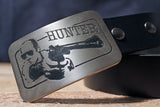 Hunter S. Thompson GONZO Belt Buckle-Metal Some Art